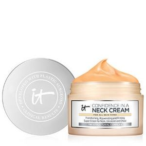 NWT It Cosmetics Confidence in a Neck Cream